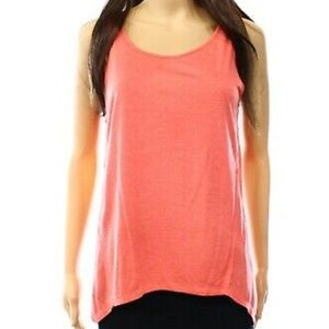 H by Bordeaux Heathered Citrus Tank Top
